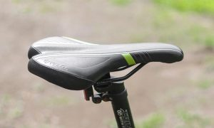 MTB - Accessories: Bicycle saddle